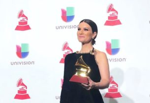 laura pausini latin grammy award