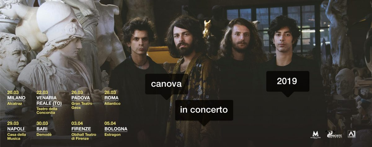 canova tour
