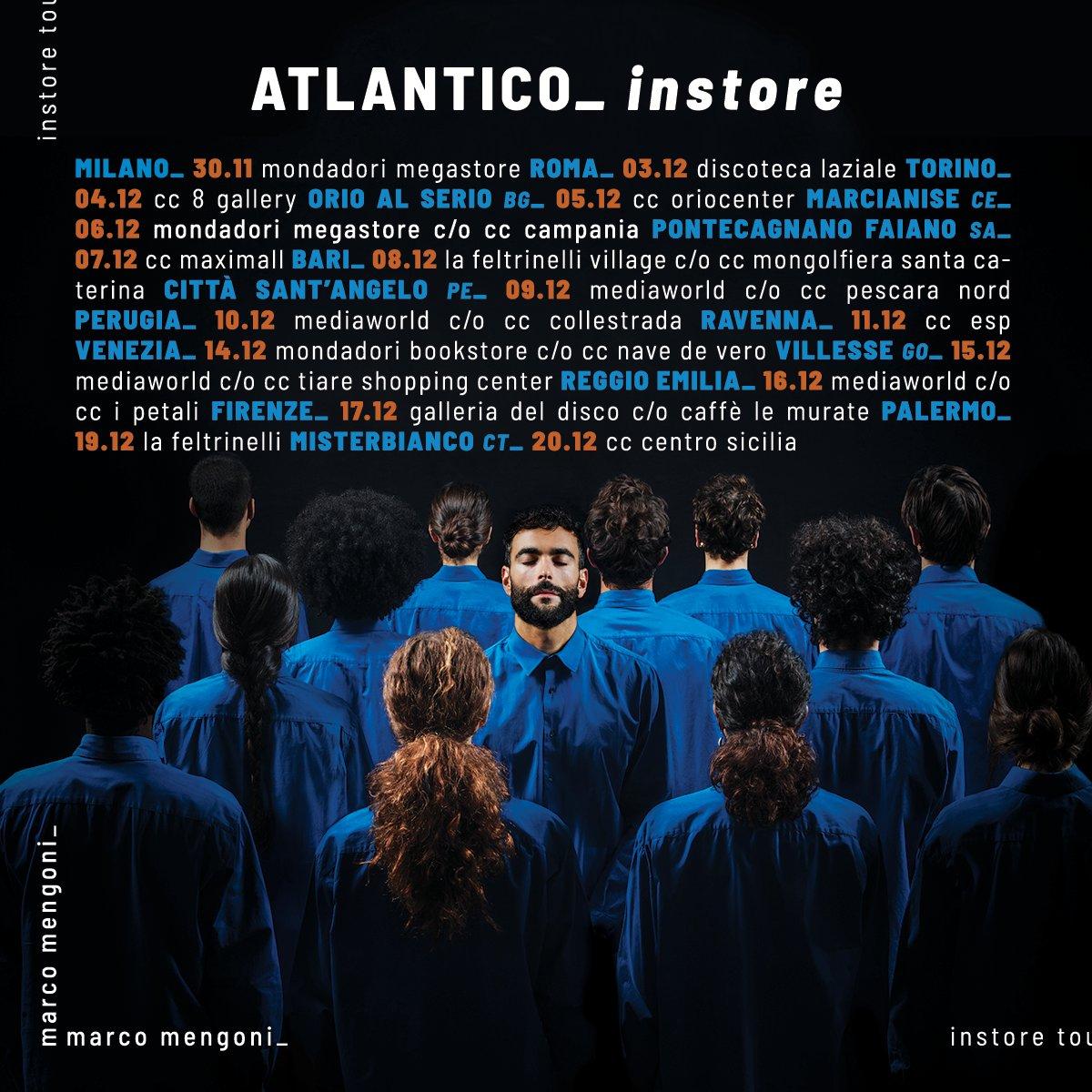 Atlantico instore