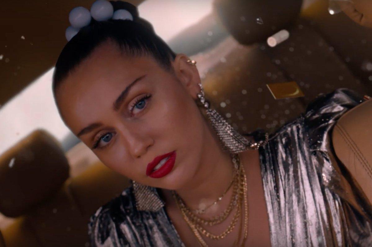 Miley Cyrus sesso nastro video