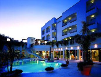 2. Hotel Belvedere Riccione, Italia