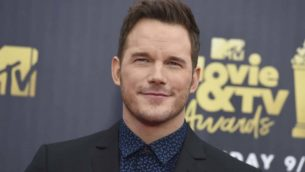 Chris Pratt si risposa
