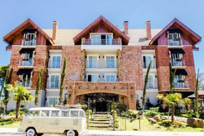 20. Valle D'incanto Midscale Hotel Gramado, Brasile