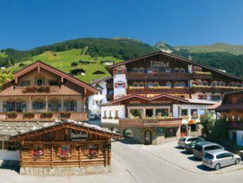 5. Hotel Alpin Spa Tuxerhof Tux, Austria