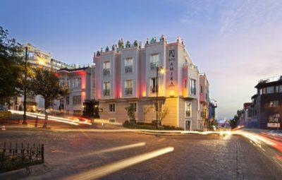 14. Hotel Amira Istanbul Istanbul, Turchia
