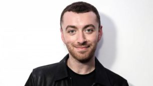 sam smith dancing with a stranger
