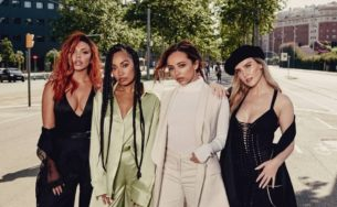 little mix in tour