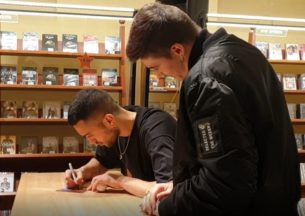 instore tour di mahmood