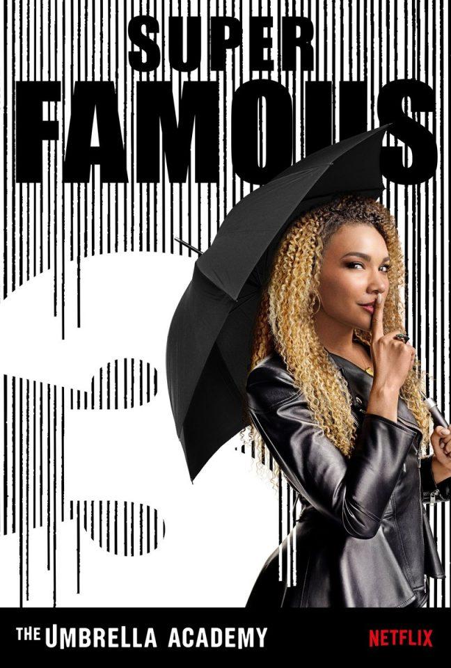 The Umbrella Academy, la serie evento su Netflix dal 15 ... Emmy Raver Lampman
