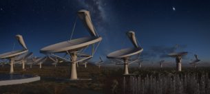 radiotelescopio SKA