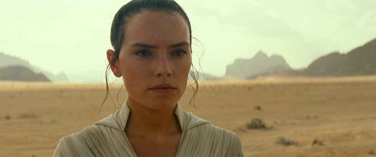 Rey (Daisy Ridley) n STAR WARS:  EPISODE IX