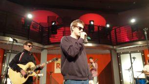 Franco126 a Radio2 Live