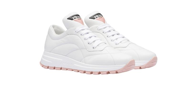 Sneakers PRAX 01 in pelle (590 euro)