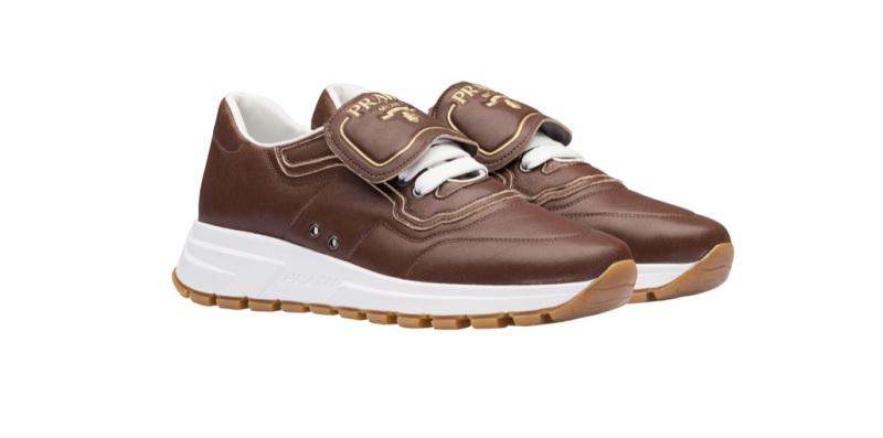 Sneakers PRAX 01 in pelle (650 euro)