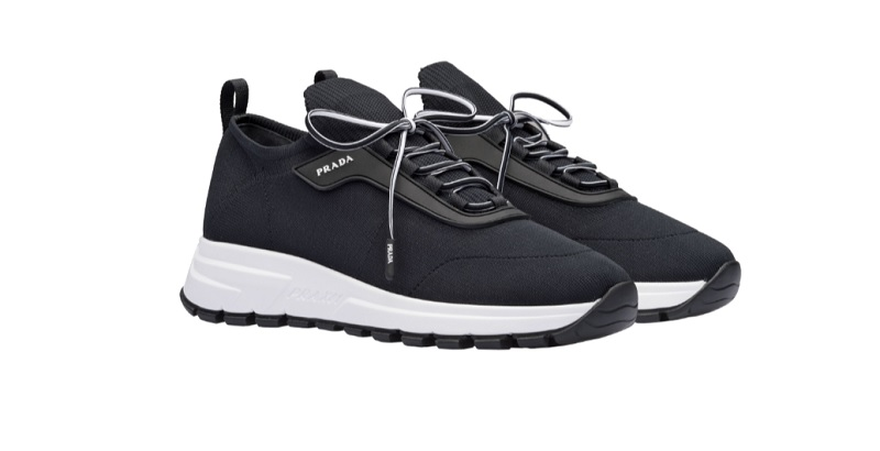 Sneakers PRAX 01 in tessuto knit (590 euro)