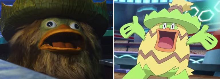 Detective-Pikachu-Ludicolo