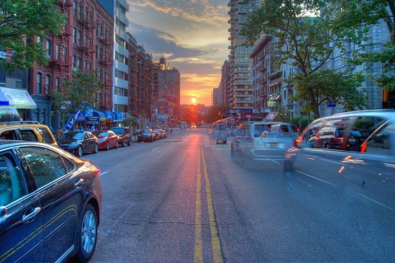 Manhattanhenge, Jul 2012 - 03