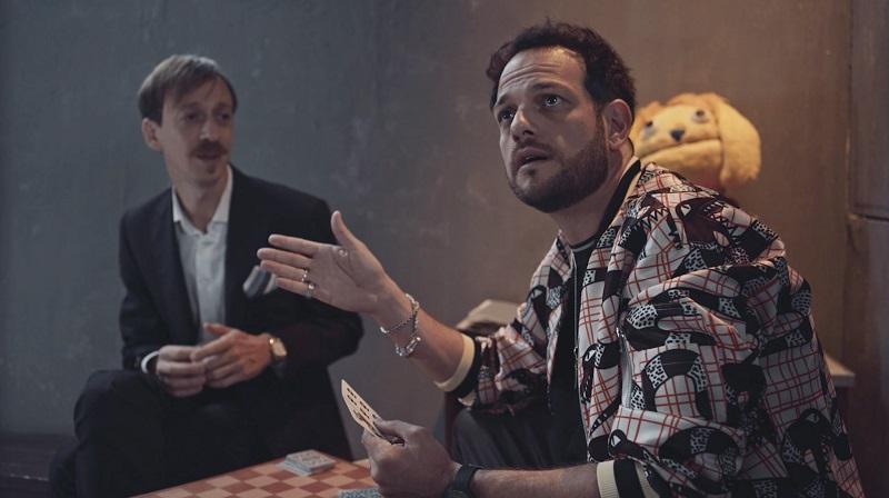 Fox_Prequel RomoloGiuly_Niccolo' Senni - Giangi e Alessandro D'Ambrosi - Romolo 1
