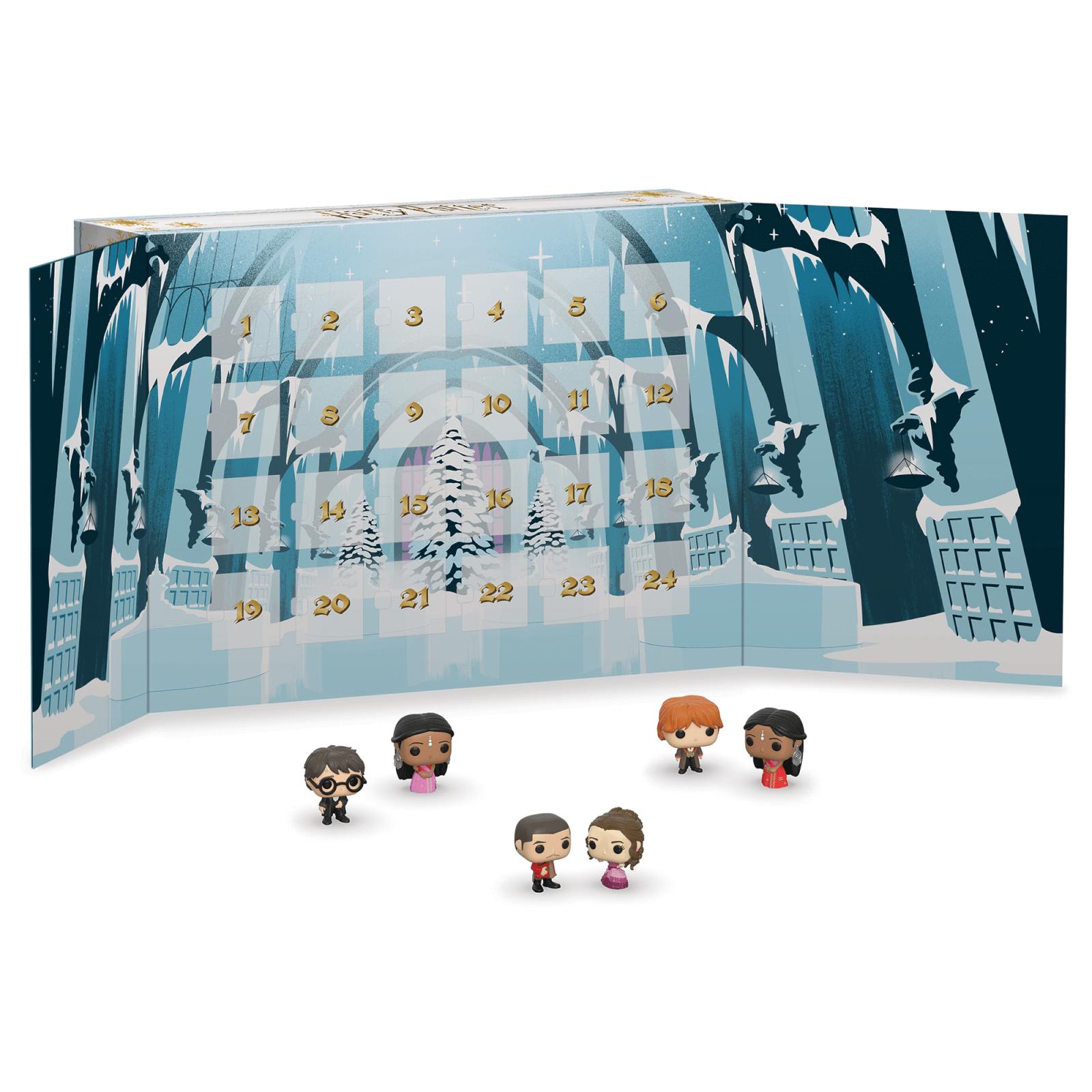 Calendario Dellavvento Harry Potter Funko.Natale Ancora Piu Magico Con Il Calendario Dell Avvento Di