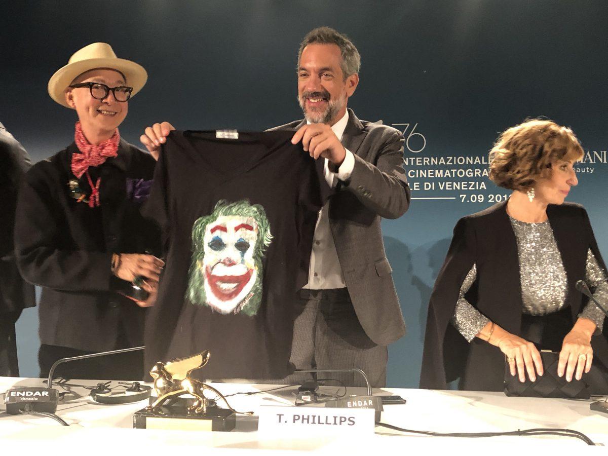 Todd Phillips - Leone d'Oro per 'Joker'