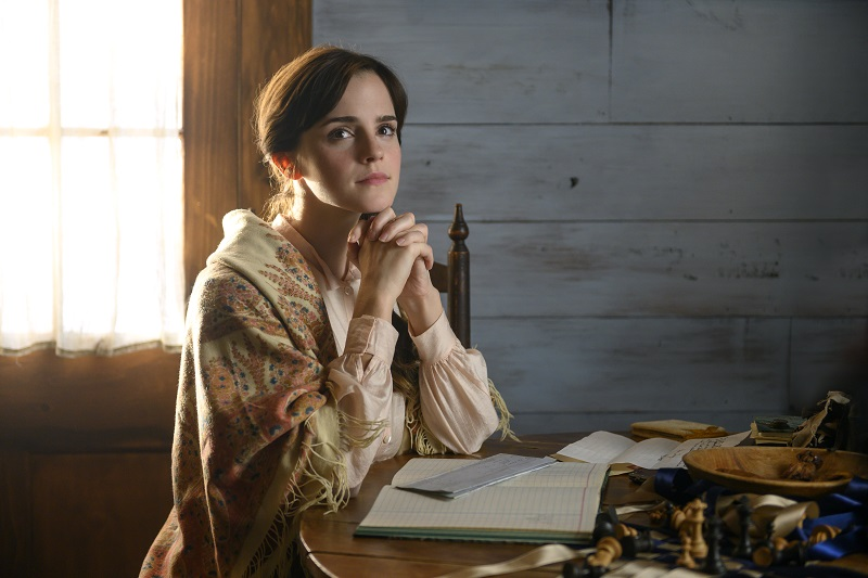 Emma Watson in Columbia PicturesÕ LITTLE WOMEN.