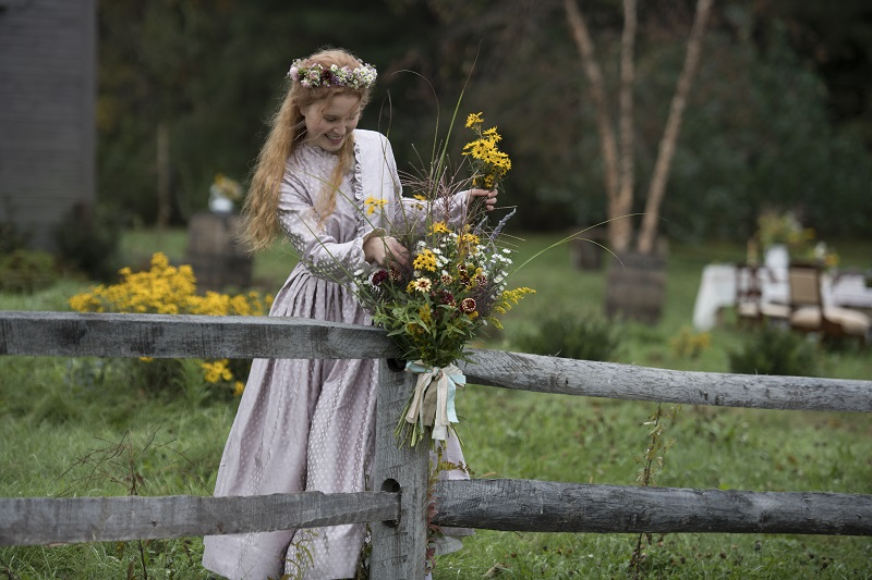Eliza Scanlen in Columbia PicturesÕ LITTLE WOMEN.