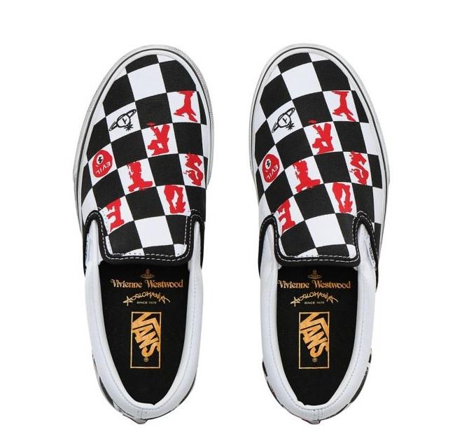 Scarpe Vans x Vivienne Westwood Classic Slip-On