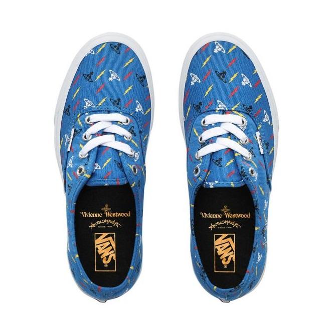 Scarpe Vans x Vivienne Westwood Authentic