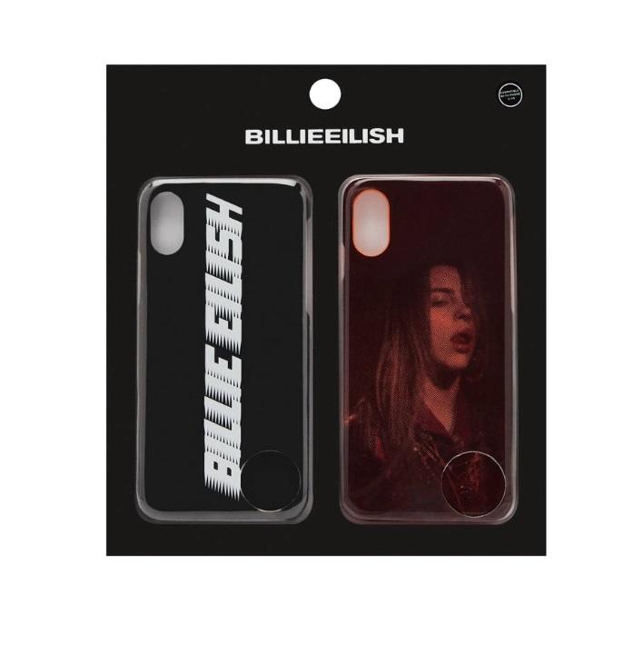 Cover iPhone XS / X Billie Eilish x Bershka (12,99 euro)