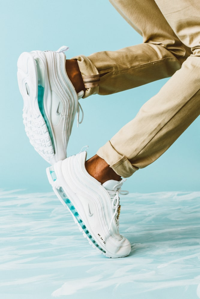 Jesus Sneaker, le Nike