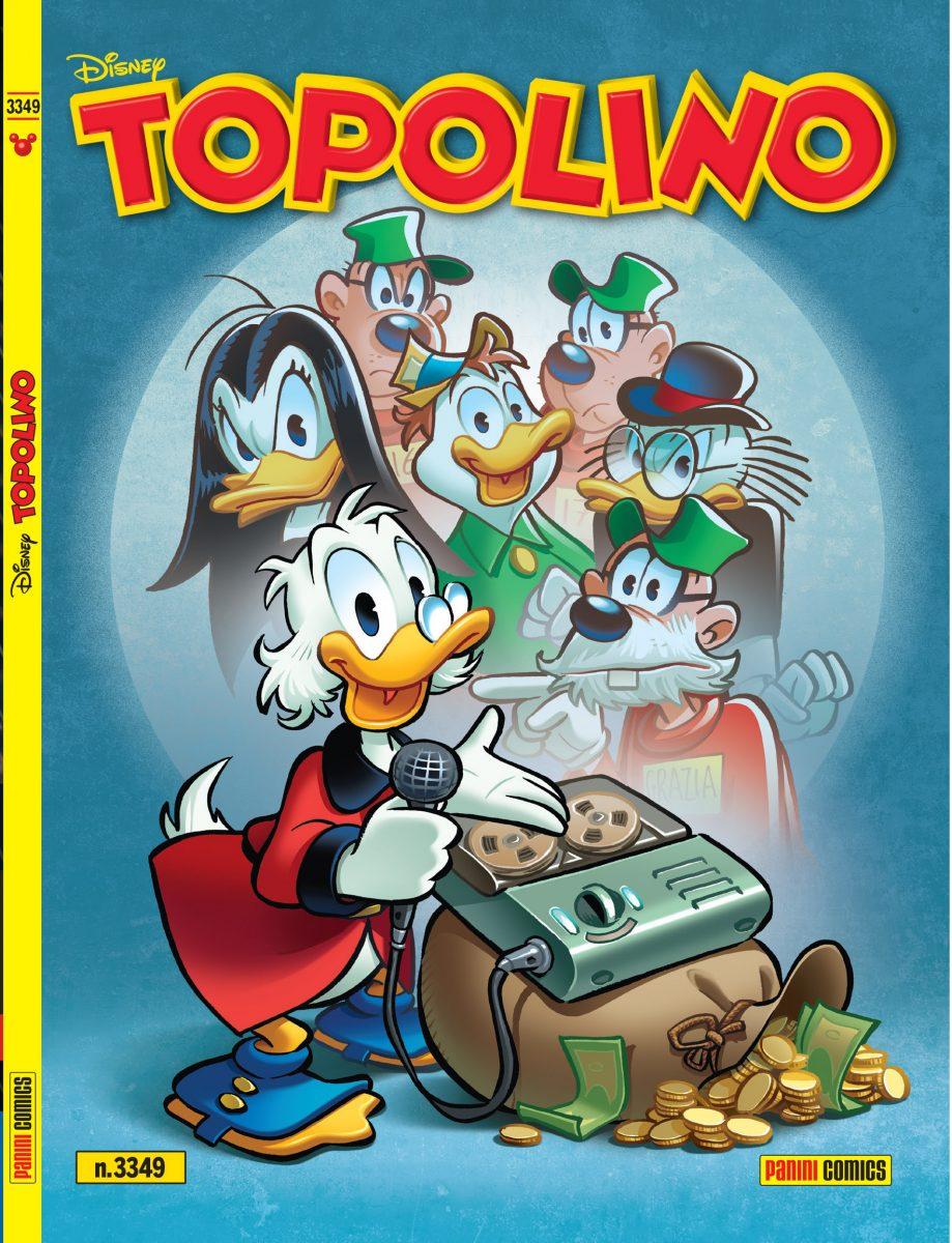 Cover Topolino 3349