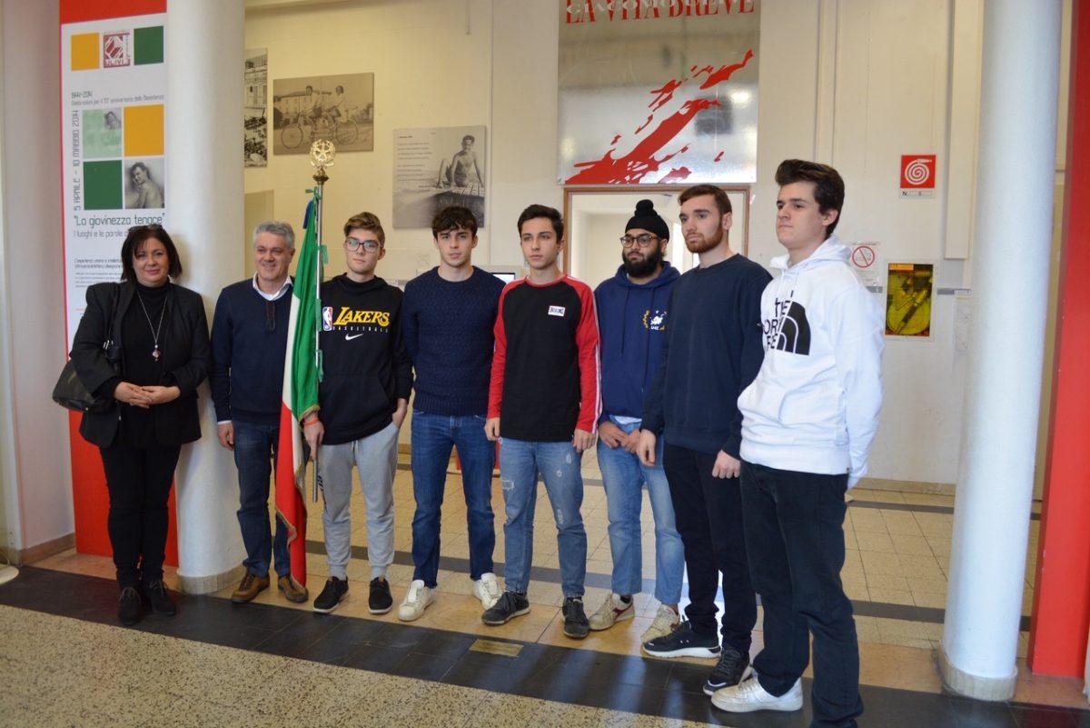 """Liceo scientifico """"Ulivi"""" - Parma"""