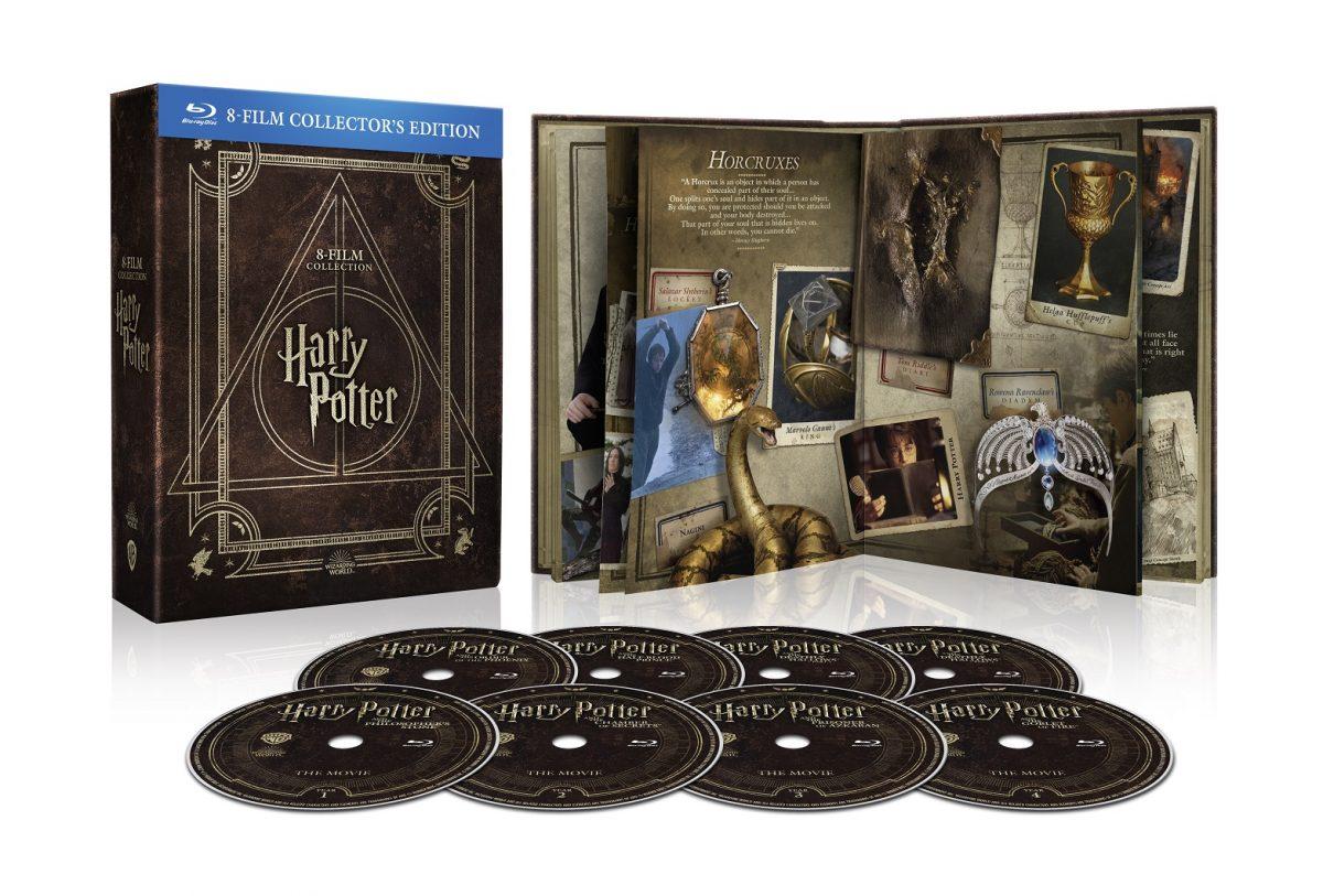 HARRY POTTER MAGICAL COLLECTION - Dal 26 Marzo in DVD e Blu-Ray tutta la saga per la prima volta (2)
