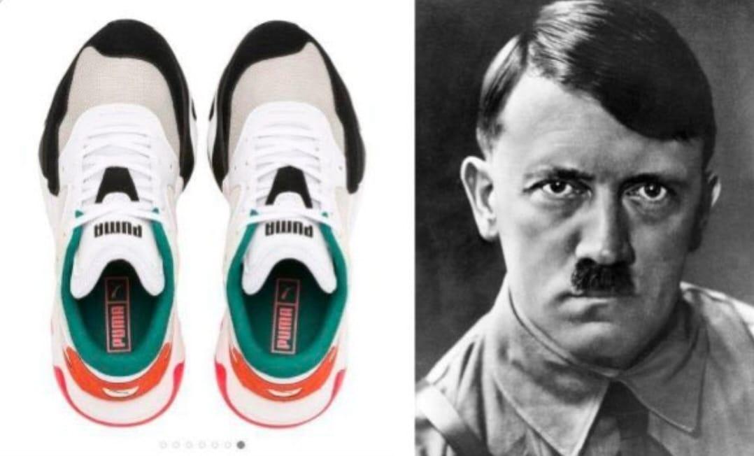 scarpe puma luci