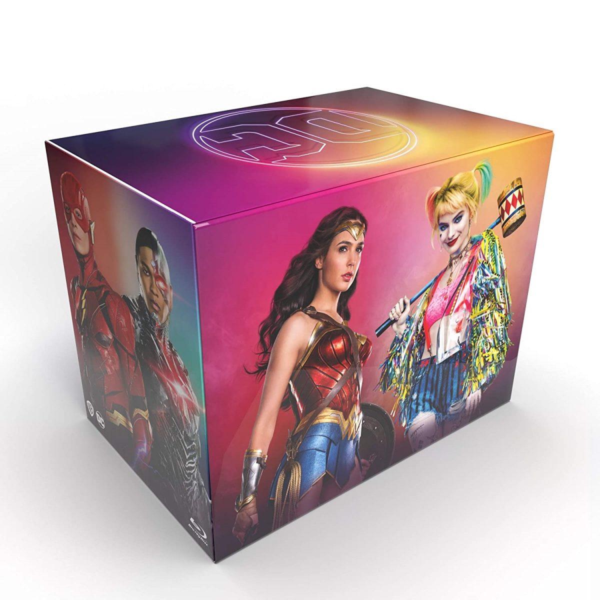 DC FILM 8 COLLECTION BOXSET - Dal 13 ottobre il cofanetto in edizione limitata numerata (1)