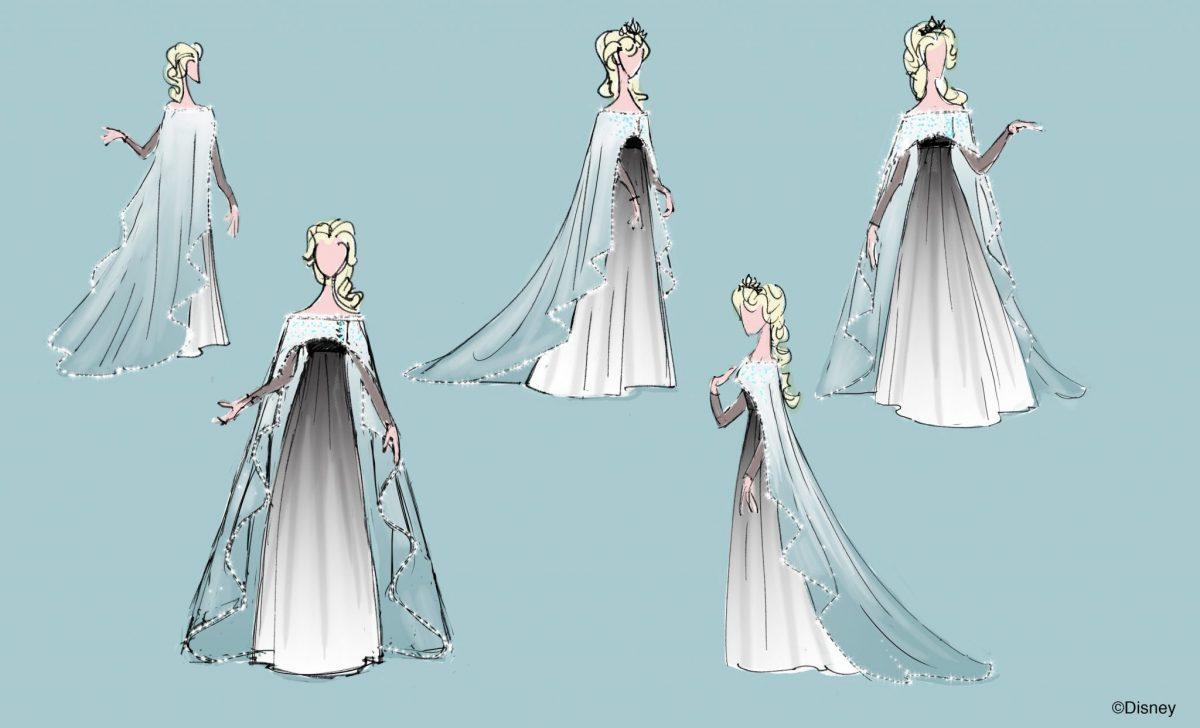 frozen fashion week
