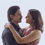 THIS IS US -- Season: 4 -- Pictured: (l-r) Milo Ventimiglia as Jack Pearson, Mandy Moore as Rebecca -- (Photo by: Jeff Lipsky/NBC)