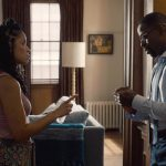 """THIS IS US -- """"Forty Part 1/Forty Part 2"""" Episode 501/502 -- Pictured in this screengrab: (l-r) Susan Kelechi Watson as Beth, Sterling K. Brown as Randall -- (Photo by: NBC)"""