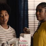 """THIS IS US -- """"Forty Part 1/Forty Part 2"""" Episode 501/502 -- Pictured in this screengrab: (l-r) Eris Baker as Tess, Lyric Ross as Deja -- (Photo by: NBC)"""