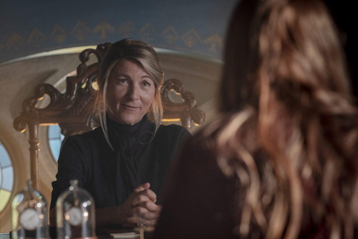 Fate: The Winx Club Saga Season 1. Abigail Cowen as Bloom in Fate: The Winx Club Saga Season 1. Cr. Jonathan Hession/NETFLIX © 2020