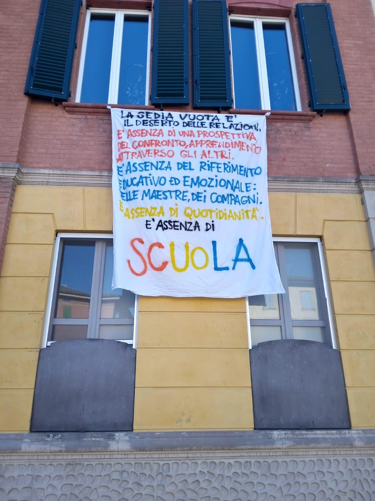 Scuola Al Via La Protesta Delle Sedie Vuote Per I Diritti Dei Bambini Ufficistampanazionali It