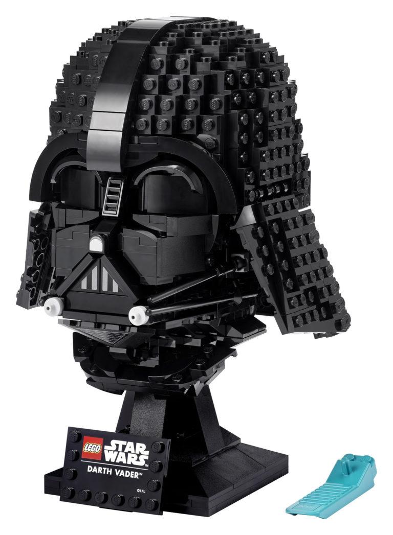 Il Casco di Darth Vader LEGO Star Wars