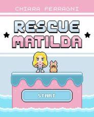 rescue matilda videogioco di chiara ferragni