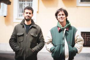 Edoardo Ferrario e Luca Ravenna