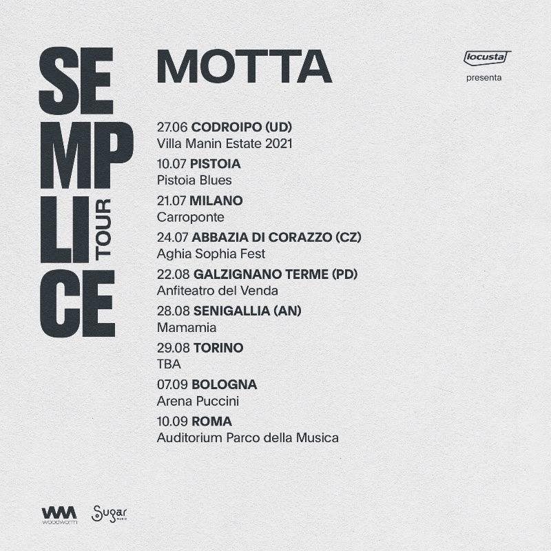 Semplice tour Motta