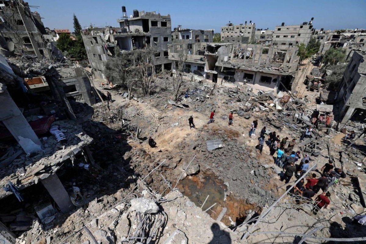 Striscia di Gaza 1