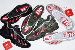 Supreme x Nike Air Max 96