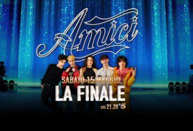 AMICI 20 finale televoto