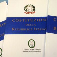 costituzione marche