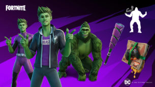 fortnite coppa teen titans